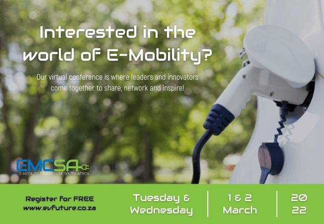 EMCSA E-Mobility Banner