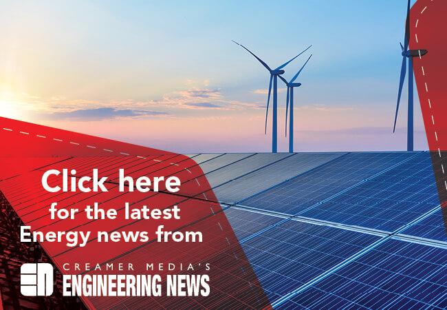 Renewable Energy Jobs - Engineering News Banner
